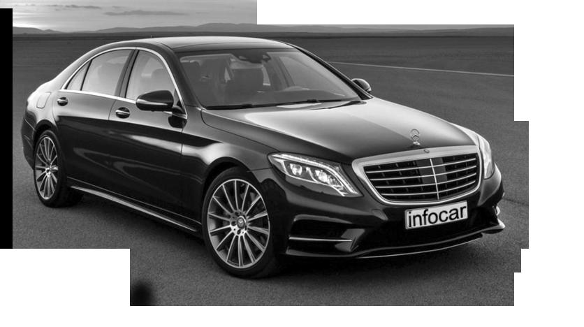 Mercedes S-Class W222 в Сочи
