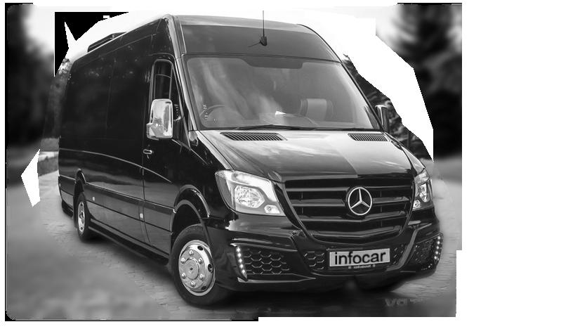 Mercedes Sprinter VIP в Сочи